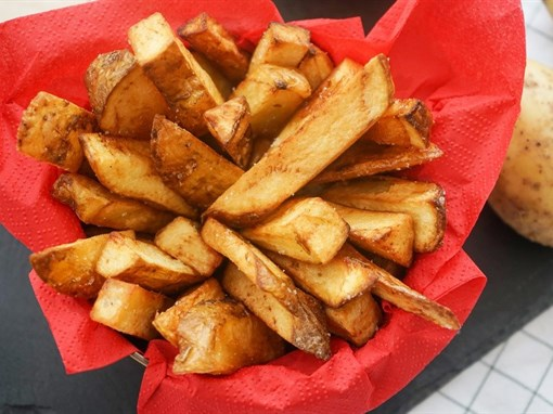 """Homemade """"French Fries"""""""
