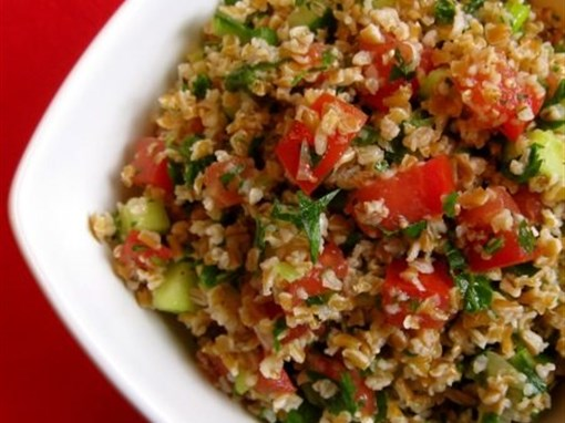 Tabbouleh Salad with Nuts