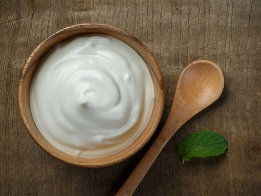 Simple Homemade Greek Yogurt