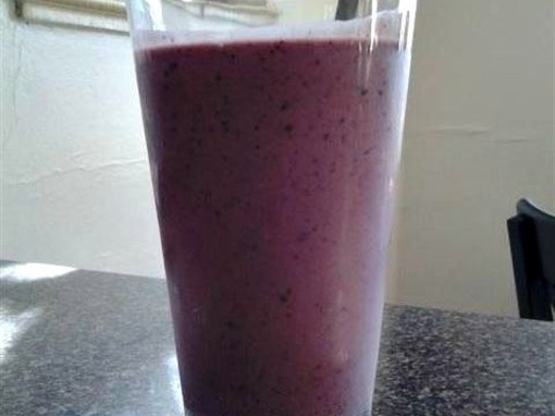 Fruit and Honey Smoothie