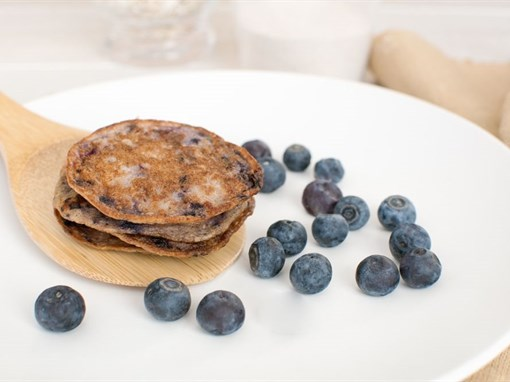Old-Fashioned Buckwheat Pancakes