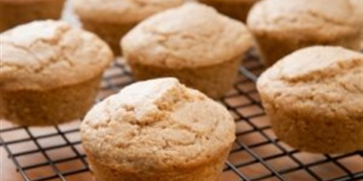 Fat-Burning Chick Pea Muffins