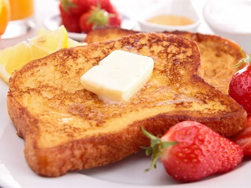 Clean French Toast