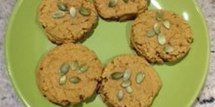 Pumpkin and Spice Cookies