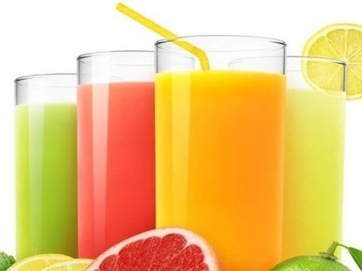 The Juice Is Up Never Drink and Diet
