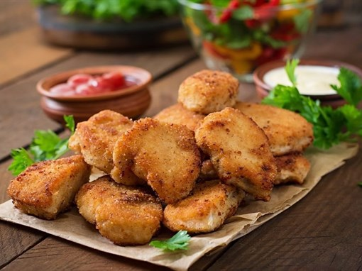 Italian Fried Chicken Bites
