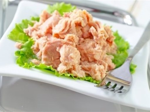 Canned Wild-Caught Tuna