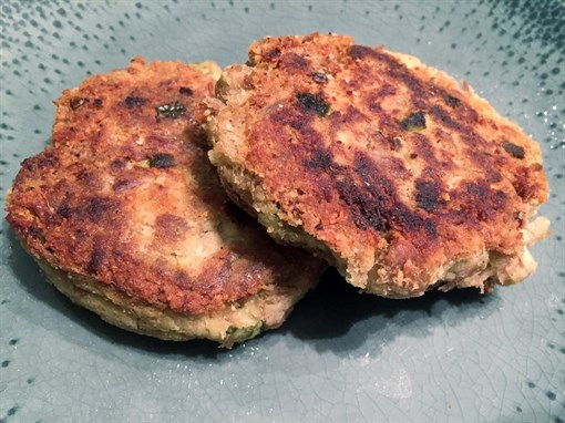 Spicy Tuna Patties