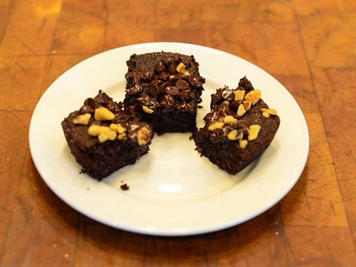 Cacao Brownies