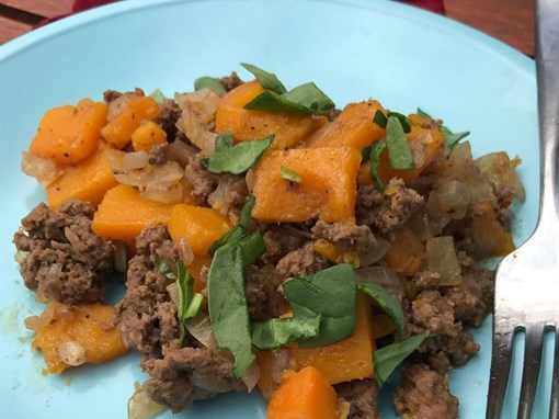 Beef and Butternut Squash