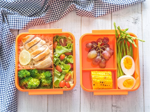 5 Healthy School Lunches
