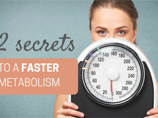 Do These 2 Things for a Faster Metabolism (copy this free meal plan!)